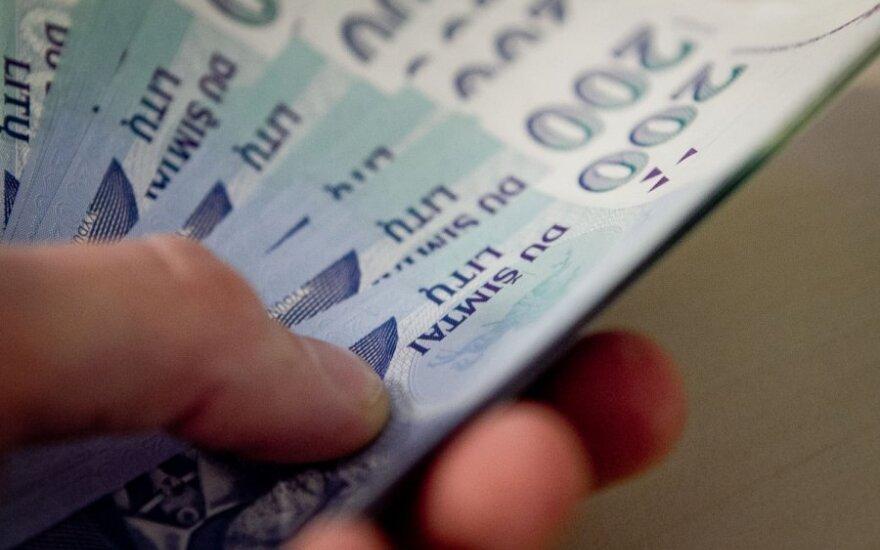 Партиям выделят дотации на сумму 10 млн. литов