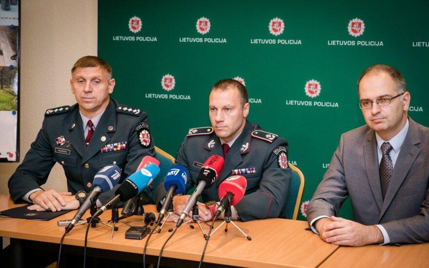 Andžejus Roginskis, Linas Pernavas, Martynas Jovaiša