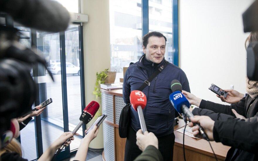 В Главизбирком явился еще один потенциальный кандидат в президенты