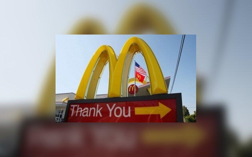 Dziewczyna ostrzelała McDonalds z powodu boczku