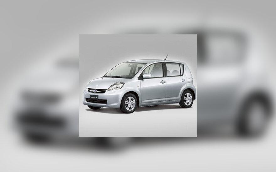 """""""Subaru Justy"""""""