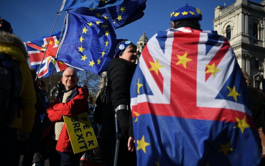 """Главы трех важнейших органов ЕС предупредили Лондон перед """"Брекзитом"""""""