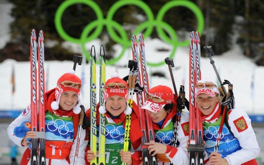 Немецкий тренер: российские спортсмены получают слишком много денег