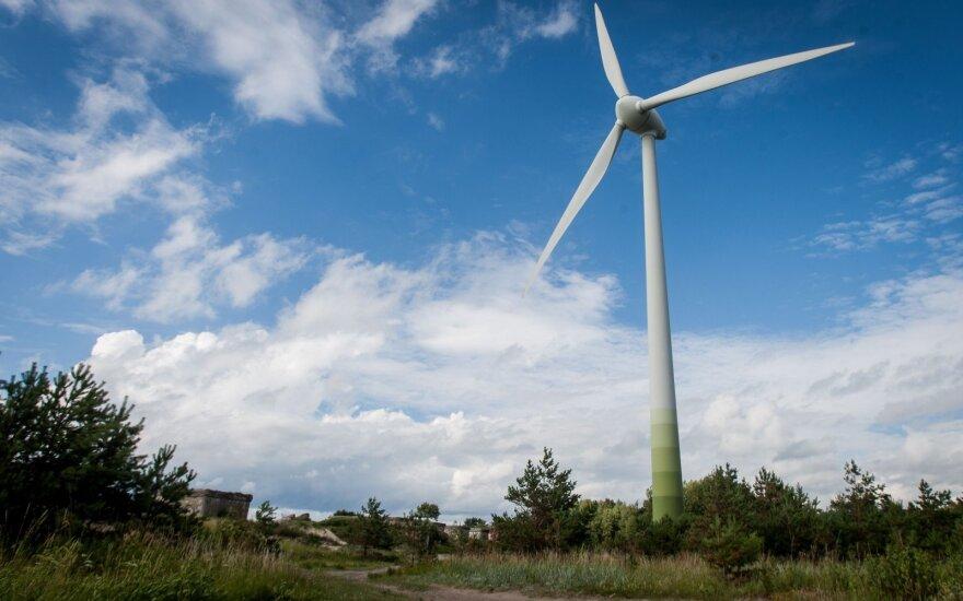 Литовские компании инвестируют в ветроэнергетику на Украине 100 млн евро