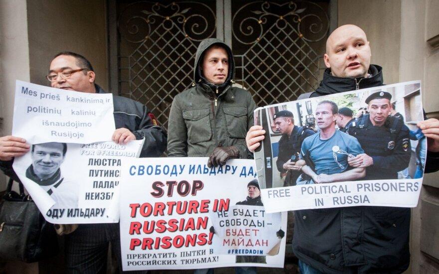 СПЧ обвинил ФСИН в попытке скрыть материалы об Ильдаре Дадине