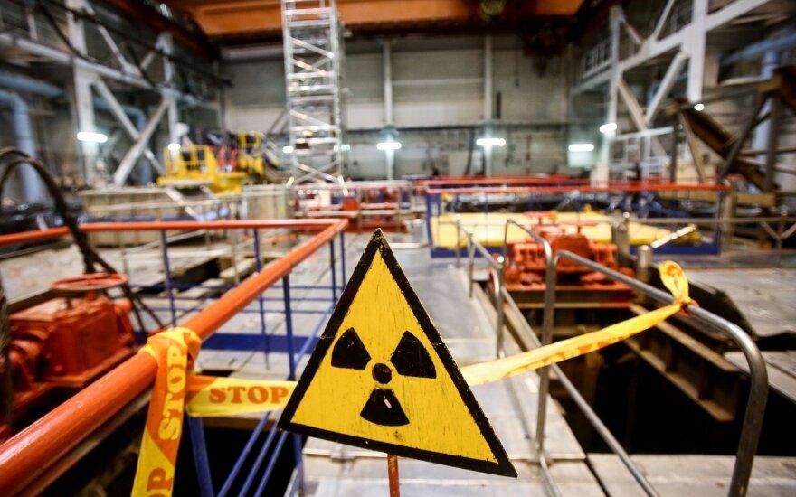 Каменас: на закрытие ИАЭС нужно еще 900 млн. евро