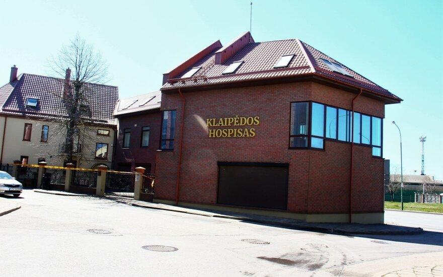 От коронавируса скончался пациент Клайпедского хосписа
