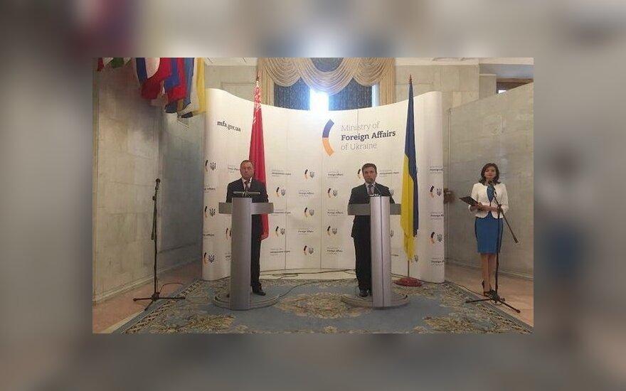 Беларусь готова предоставить Донбассу гуманитарную помощь