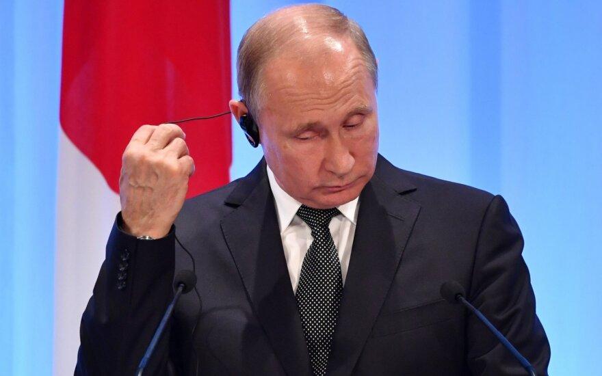 Putinas per G-20