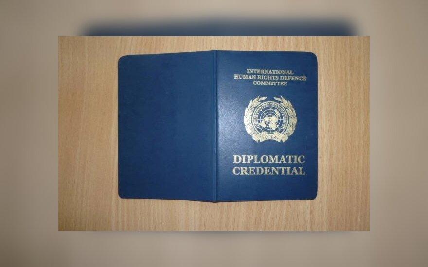 В Литве задержали двоих россиян с поддельными документами