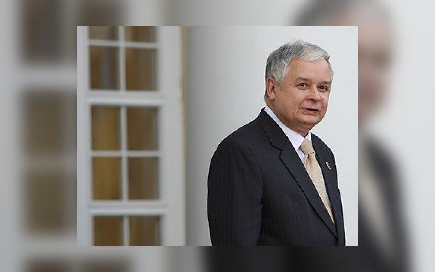Литву с визитом посетит президент Польши