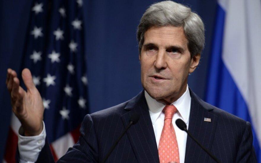 John Kerry: NATO jest gotowe przyjąć każdy kraj europejski