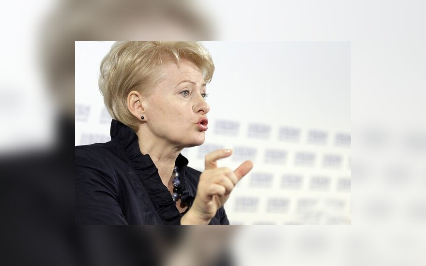 "Д.Грибаускайте взяла на мушку пять министров А.Кубилюса <span style=""color: #ff0000;"">(дополнено)</span>"