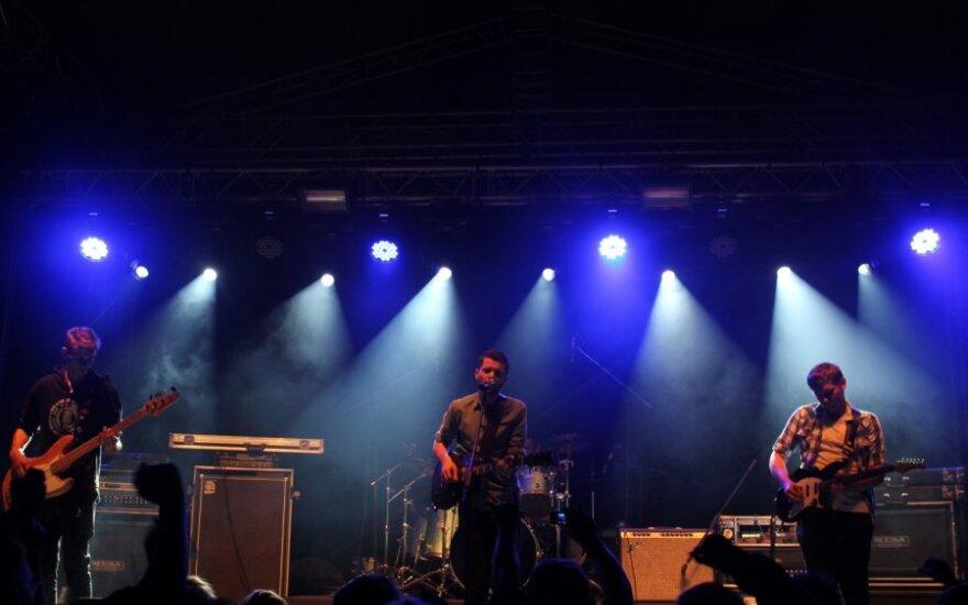 Kite Art, koncert w Szumsku