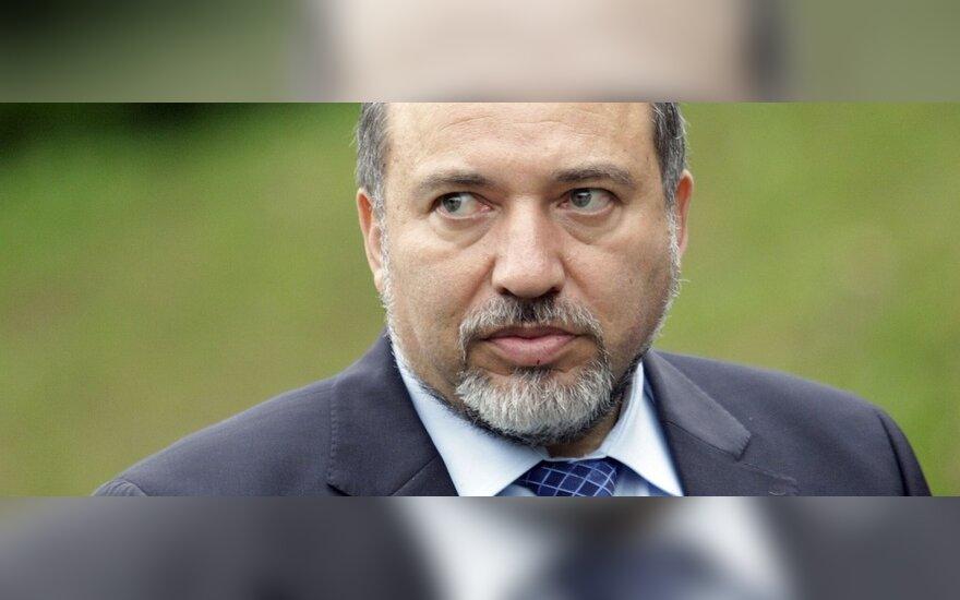 В Израиле начался суд над бывшим главой МИД Либерманом
