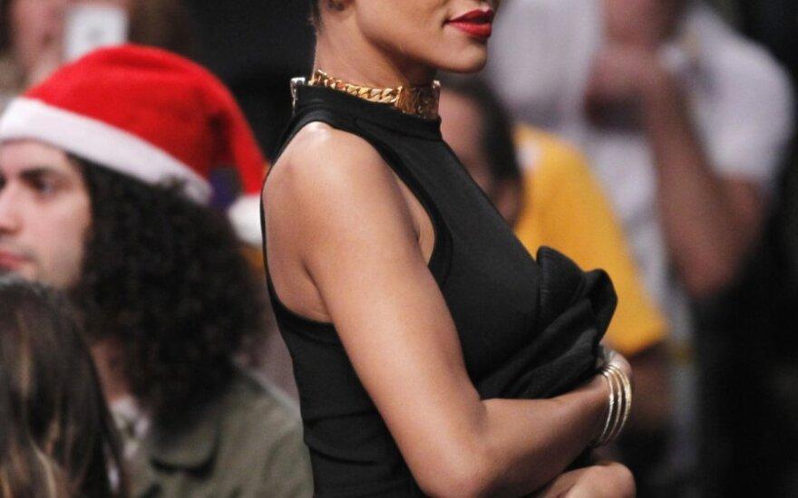 Rihanna żyje po swojemu