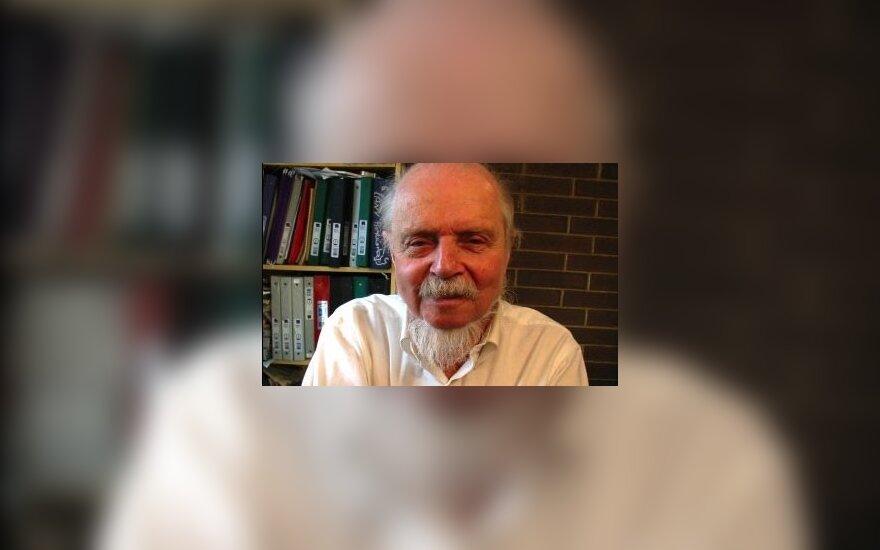 В США скончался советский диссидент и сын поэта Есенин-Вольпин