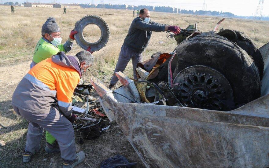 Украина квалифицировала ракетный удар по Boeing в Иране как умышленное убийство
