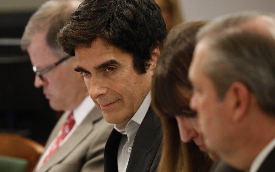 Суд присяжных в Неваде оправдал мага Копперфилда