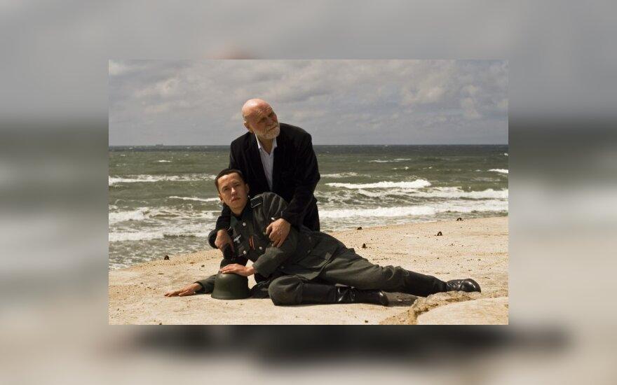 На берегу моря – спектакль о войне
