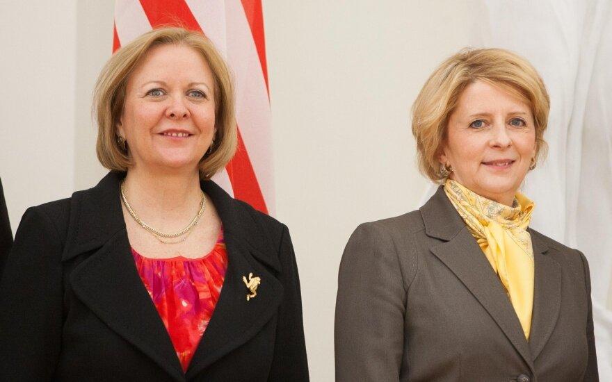 Anne Hall, Deborah A. McCarthy