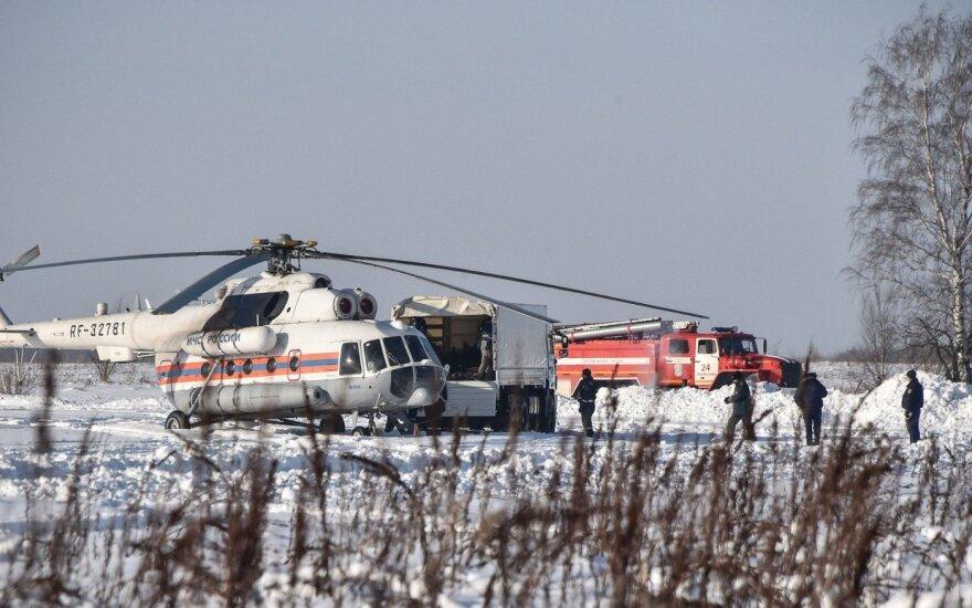 В МЧС рассказали о новых подробностях поисковой операции на месте падения Ан-148
