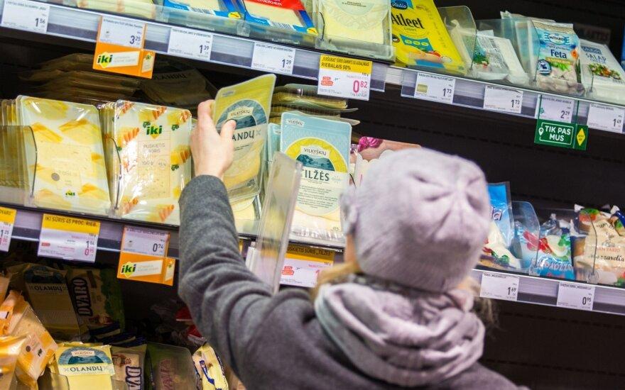 Экономист: большого скачка цен на продукты питания в этом году не будет