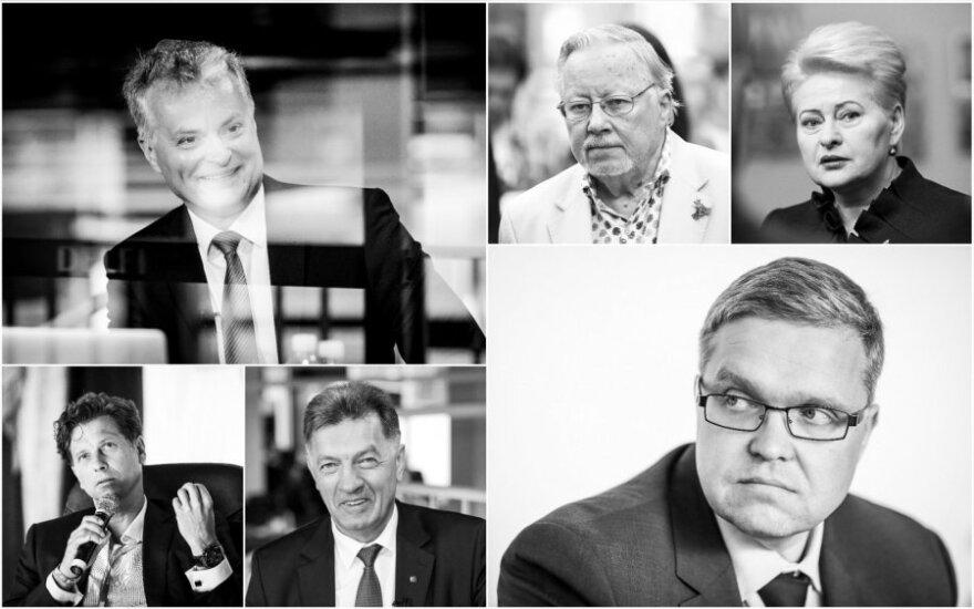 Самые влиятельные люди Литвы: итоговый список