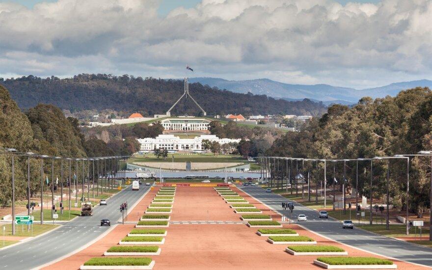 Летом Литва планирует учредить посольство в Австралии