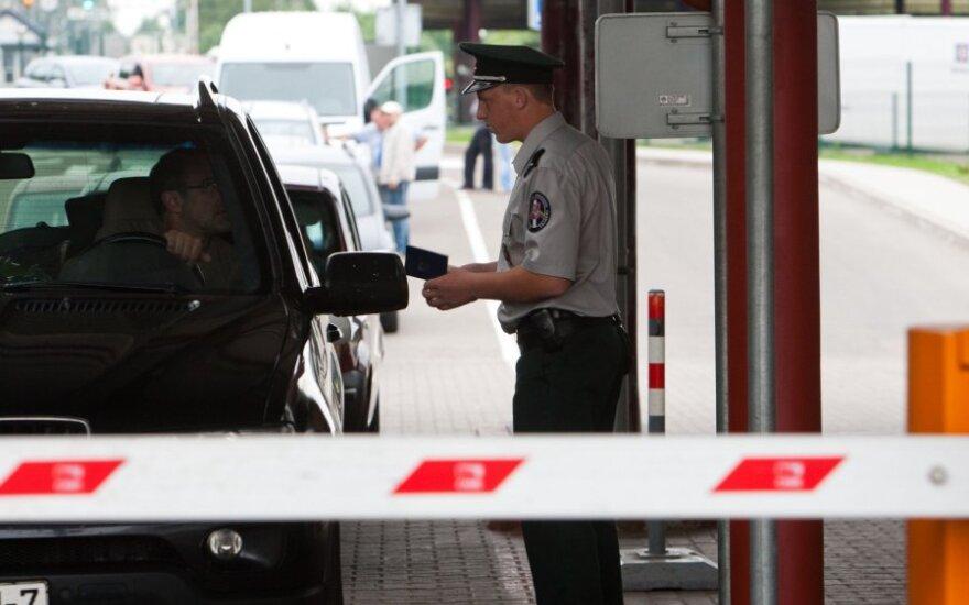 На границе с Беларусью задержано десять нелегалов из Грузии