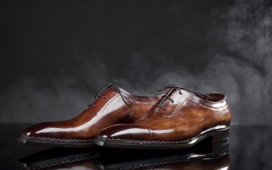 ФОТО: модная мужская обувь осень-2013