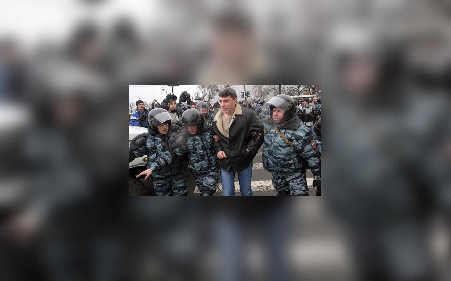Suimamas Borisas Nemcovas