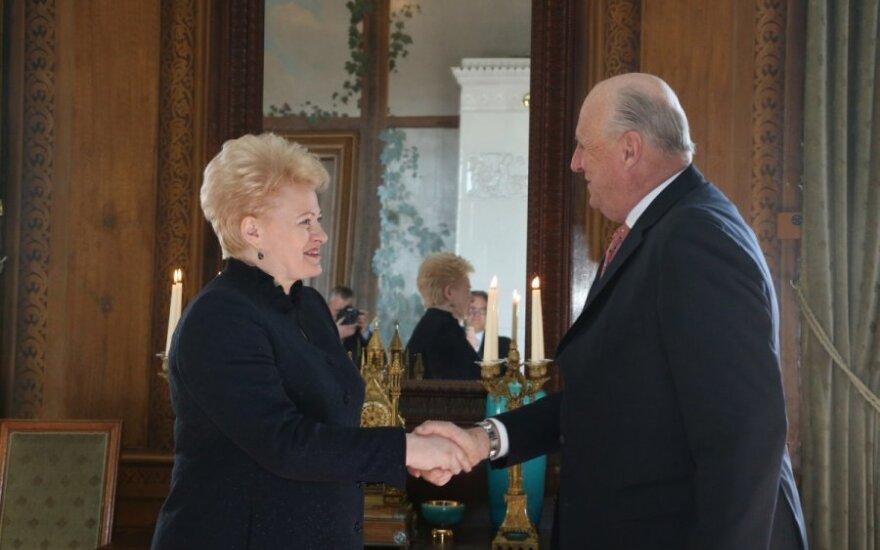 Maciążek: Litwa powinna wrócić z Bałtoskandii do Europy Wschodniej