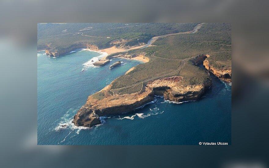 У берегов австралийского острова затонуло судно с мигрантами