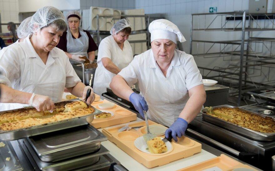 Комиссия проверила еду, которой кормят пациентов Вильнюсской больницы