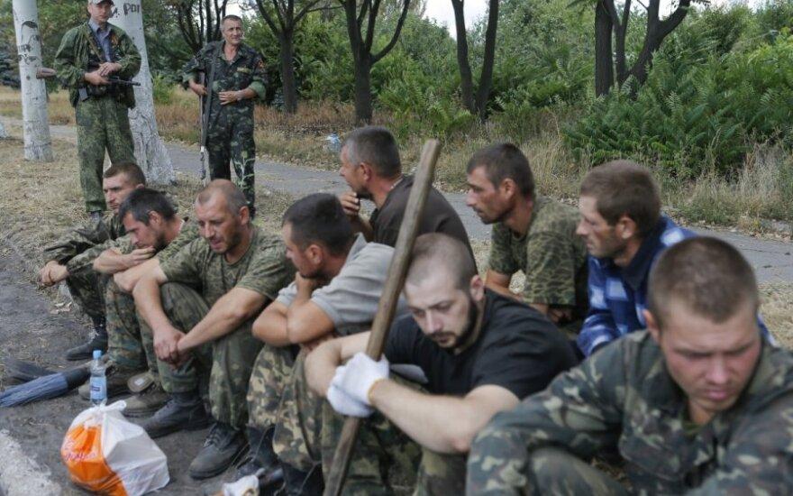 """Батальон """"Крым"""" заявляет о больших потерях при прорыве окружения под Иловайском"""