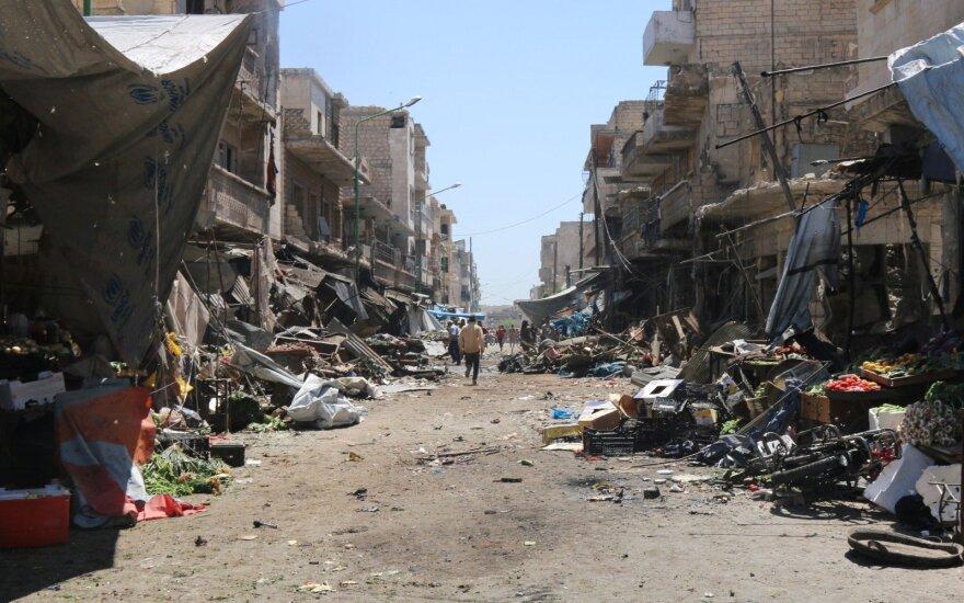 Россия сообщила об обстреле посольства в Дамаске из минометов