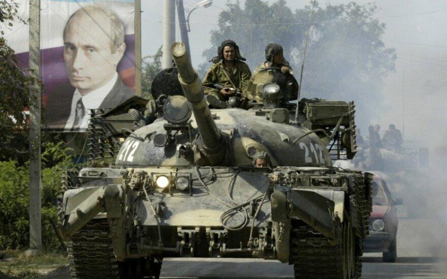 Президент Грузии возложил на РФ вину за конфликт 2008 года
