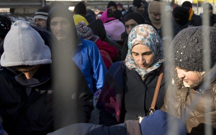 Ханс Х. Луйк: мигранты-мусульмане ведут себя антиконституционно