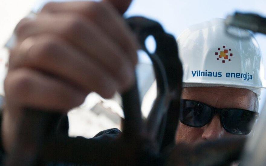 Чистая прибыль Vilniaus energija увеличилась до 84 млн. литов