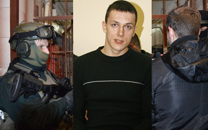 Dainiaus Sinkevičiaus ir Kalėjimų departamento nuotr.