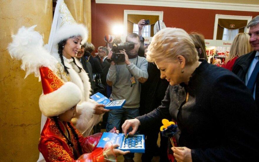 В Вильнюсе открылась Рождественская благотворительная ярмарка
