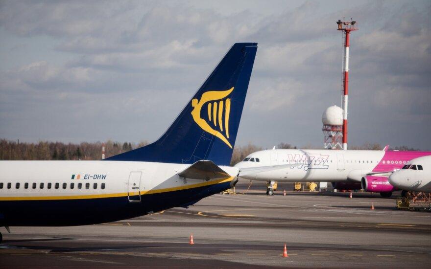 Из аэропорта Каунаса открываются два новых направления в Германию