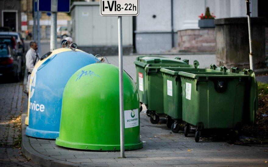 Новый порядок вывоза мусора: предлагают взвешивать контейнеры
