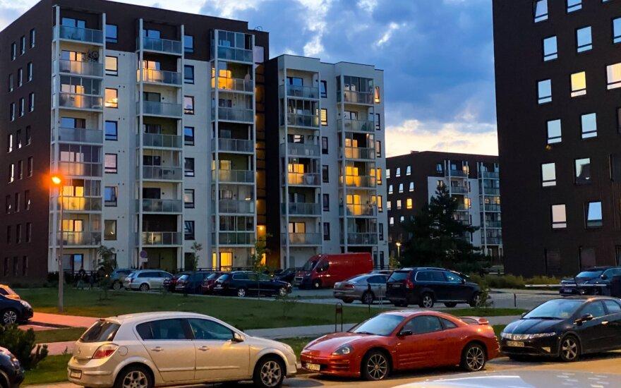 Вильнюсцы покупали жилье после карантина, но сэкономить им не удалось