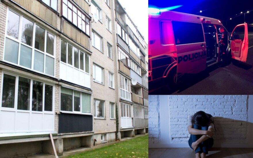 Пропавшую жительницу Биржайского района мужчина насильно держал взаперти в Паневежисе