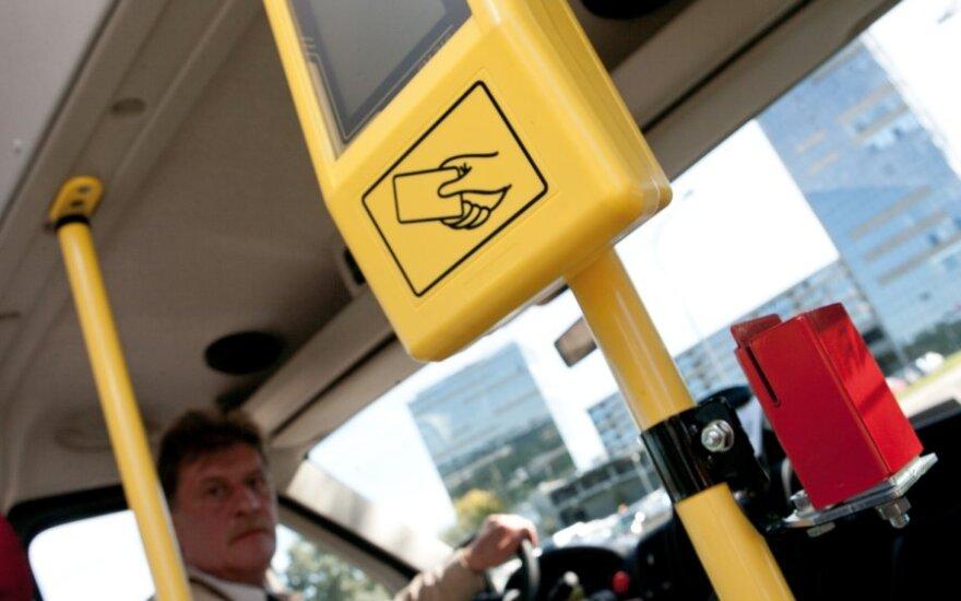 В Вильнюсе – новшества в области транспортных билетов