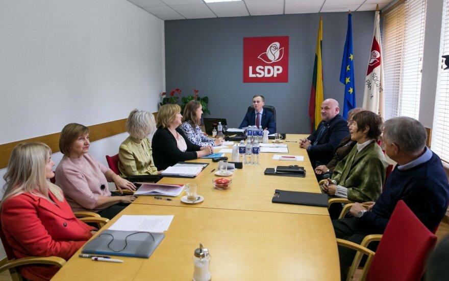Socialdemokratų Etikos ir procedūrų komisija