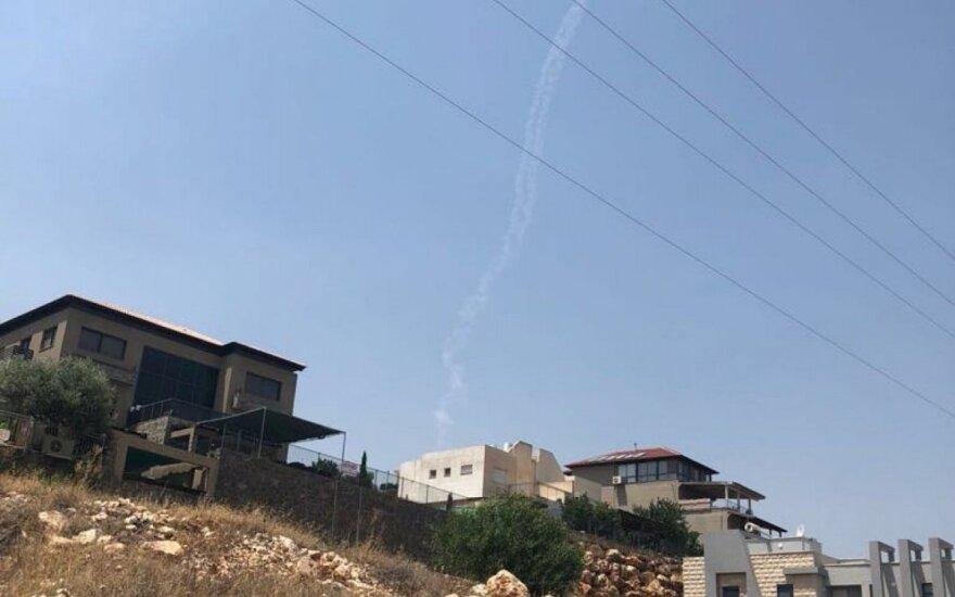 Израильские военные перехватили сирийский самолет-нарушитель: Россия уже не протестует