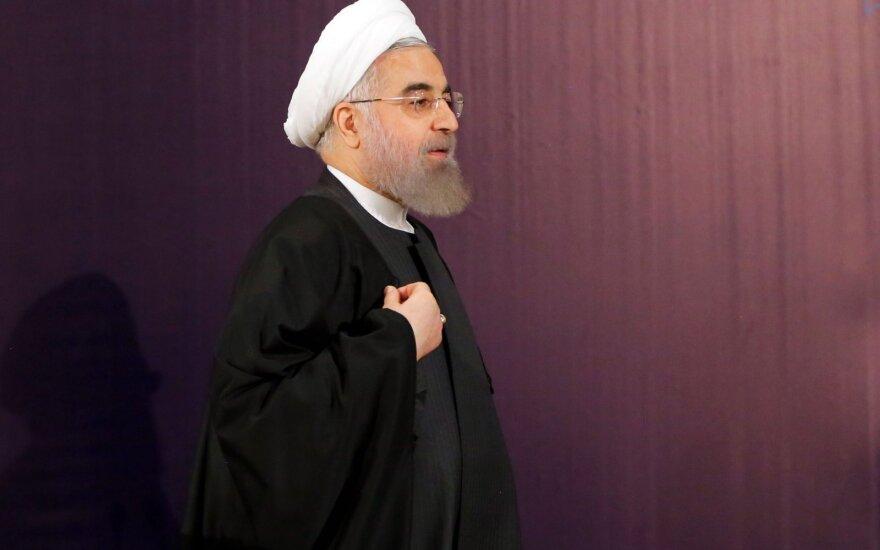 Hasanas Rouhani